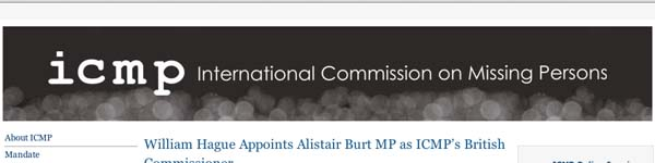 InternationalCommissiononMissingPersonsICMP