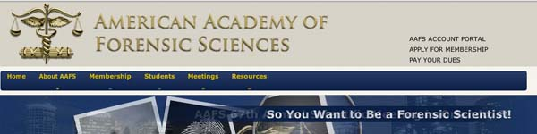 American Academy of Forensic Sciences (AAFS)