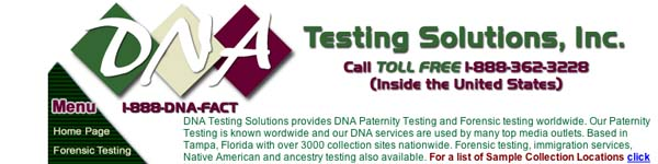 DNA Testing Solutions, Inc.
