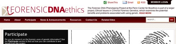 Forensic DNA Ethics