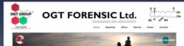 Forensic Expert