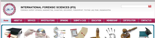 INTERNATIONAL FORENSIC SCIENCES (IFS