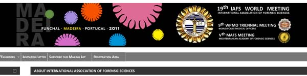 International Association of Forensic Sciences (IAFS)