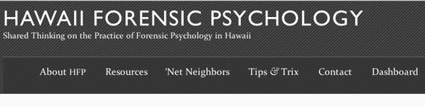 HawaiiForensicPsychology