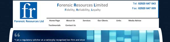 Forensic Resources LTD