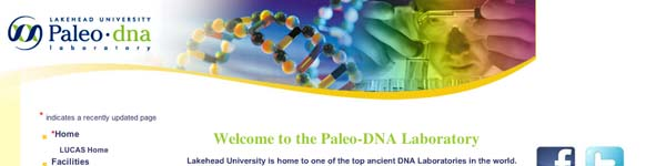 Paleo-DNA Laboratory